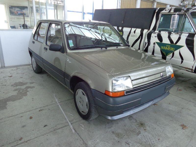 Renault super 5 1 6 gtd d occasion clacy et thierret for Garage clacy et thierret voiture occasion
