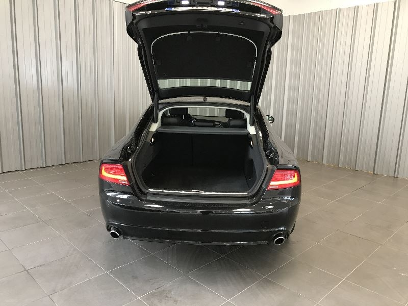 audi a7 sportback 3 0 v6 tdi 204ch ambition luxe multitronic d occasion clacy et thierret. Black Bedroom Furniture Sets. Home Design Ideas