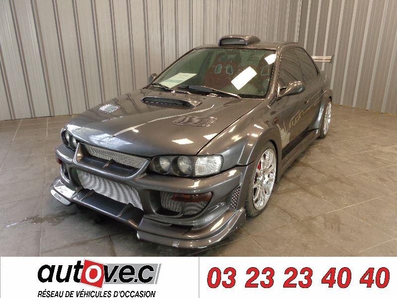 Subaru impreza vehicule de film banlieue 13 d occasion for Garage clacy et thierret voiture occasion