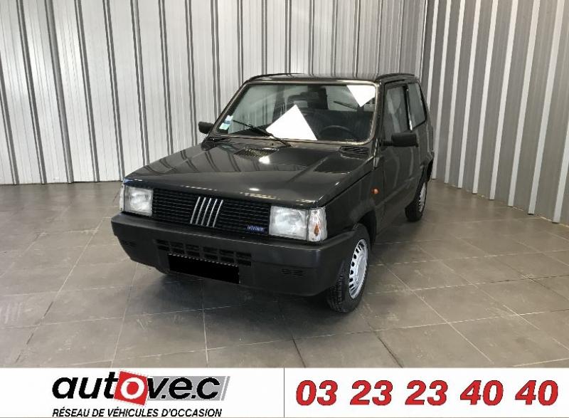 Fiat panda 1000 cl d occasion clacy et thierret auto vec for Garage clacy et thierret voiture occasion