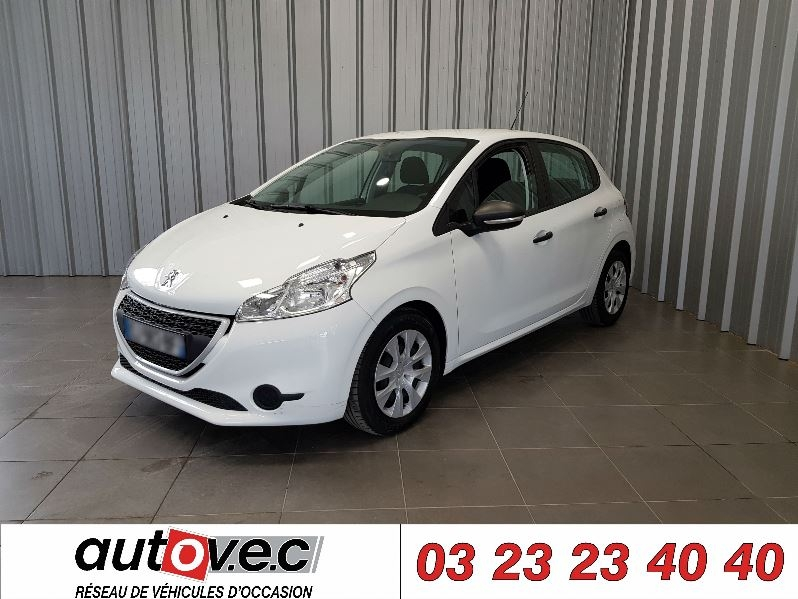 Photo 1 de l'offre de PEUGEOT 208 AFFAIRE 1.6 E-HDI 92 FAP PACK CD CLIM 5P à 7990€ chez Auto VEC