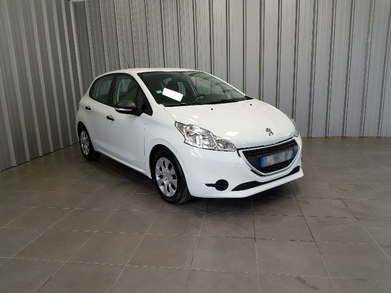 Photo 2 de l'offre de PEUGEOT 208 AFFAIRE 1.6 E-HDI 92 FAP PACK CD CLIM 5P à 7990€ chez Auto VEC