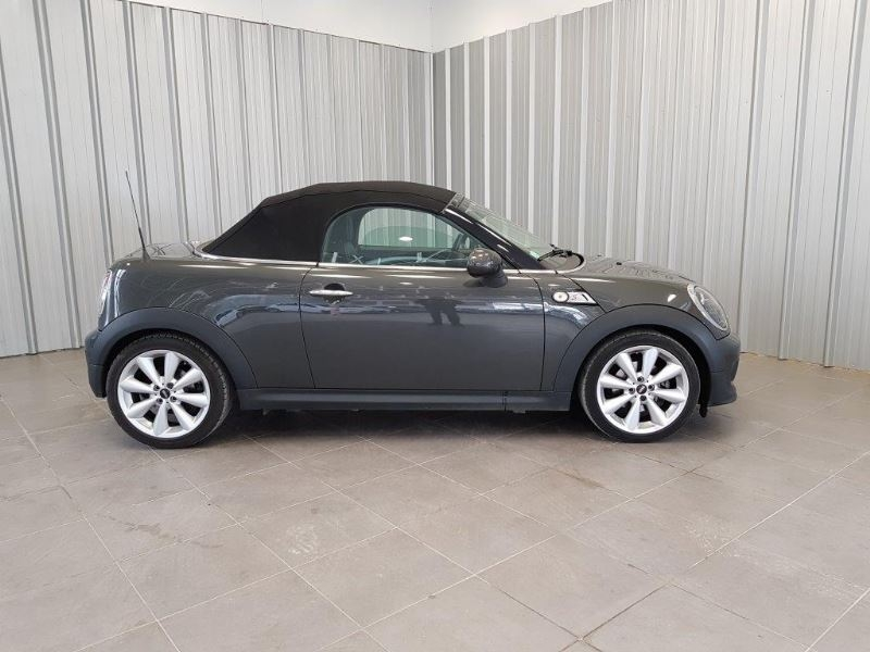 Photo 4 de l'offre de MINI ROADSTER COOPER SD 143CH PACK RED HOT CHILI à 17990€ chez Auto VEC