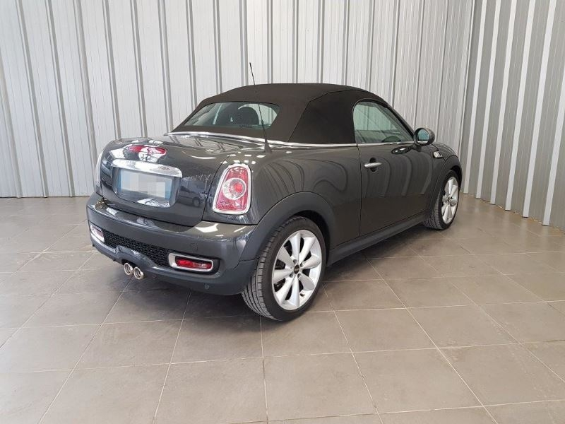Photo 5 de l'offre de MINI ROADSTER COOPER SD 143CH PACK RED HOT CHILI à 17990€ chez Auto VEC