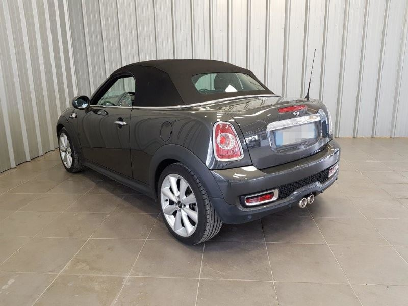 Photo 6 de l'offre de MINI ROADSTER COOPER SD 143CH PACK RED HOT CHILI à 17990€ chez Auto VEC