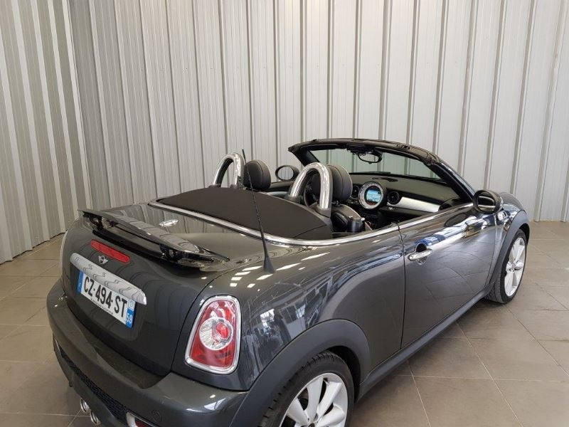 Photo 16 de l'offre de MINI ROADSTER COOPER SD 143CH PACK RED HOT CHILI à 17990€ chez Auto VEC