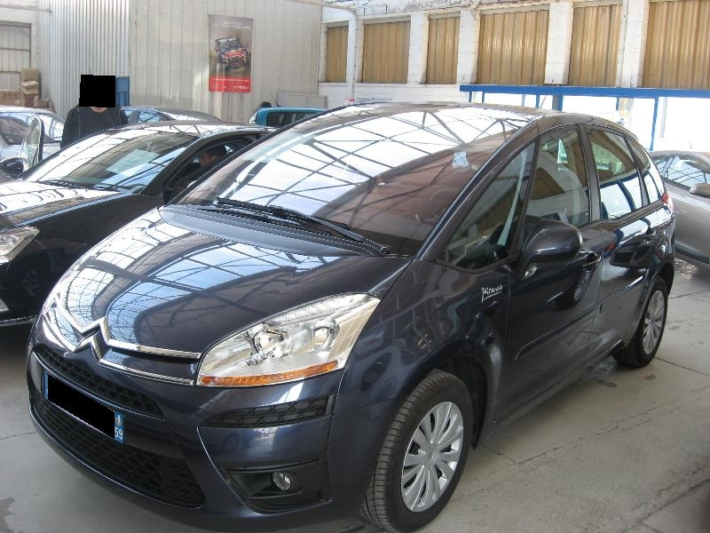 Citroen C4 PICASSO 1.6 HDI110 FAP PACK AMBIANCE Diesel ICARE METAL Occasion à vendre
