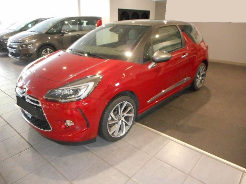 Photo 1 de l'offre de CITROEN DS3 E-HDI 90CH SO IRRESISTIBLE à 13990€ chez Auto VEC