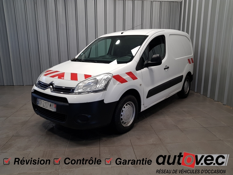 Photo 1 de l'offre de CITROEN BERLINGO 20 L1 HDI 75 CLUB à 7990€ chez Auto VEC