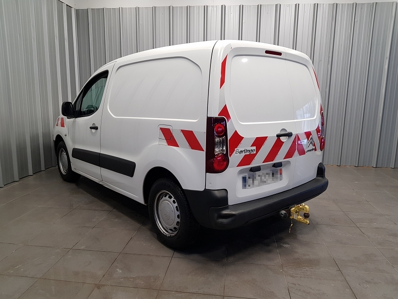 Photo 5 de l'offre de CITROEN BERLINGO 20 L1 HDI 75 CLUB à 7990€ chez Auto VEC