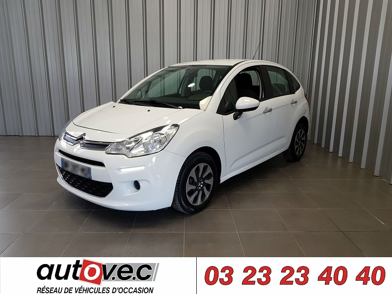 Photo 1 de l'offre de CITROEN C3 STE HDI 70 ATTRACTION à 6490€ chez Auto VEC