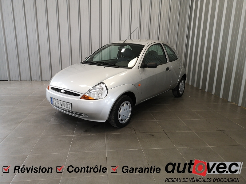 Photo 1 de l'offre de FORD KA 1.3 60CH OBSESSION 3P à 4490€ chez Auto VEC