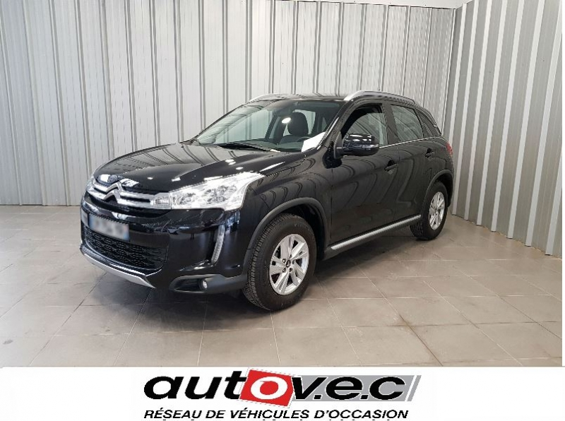 Photo 2 de l'offre de CITROEN C4 AIRCROSS 1.6 E-HDI115 4X2 BUSINESS à 16490€ chez Auto VEC