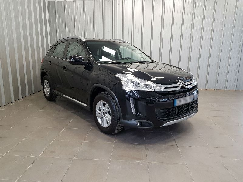 Photo 3 de l'offre de CITROEN C4 AIRCROSS 1.6 E-HDI115 4X2 BUSINESS à 16490€ chez Auto VEC