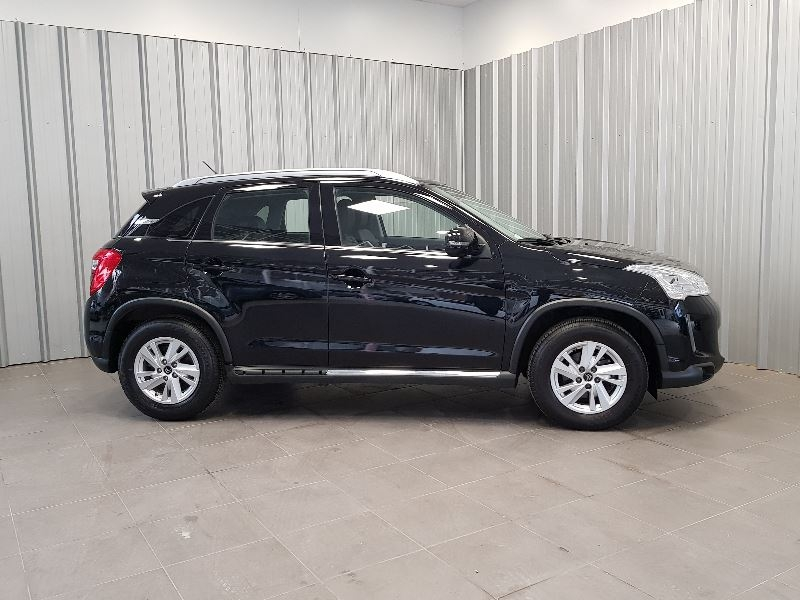 Photo 5 de l'offre de CITROEN C4 AIRCROSS 1.6 E-HDI115 4X2 BUSINESS à 16490€ chez Auto VEC