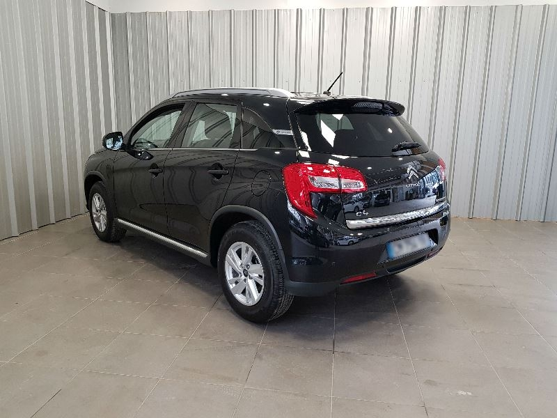 Photo 7 de l'offre de CITROEN C4 AIRCROSS 1.6 E-HDI115 4X2 BUSINESS à 16490€ chez Auto VEC