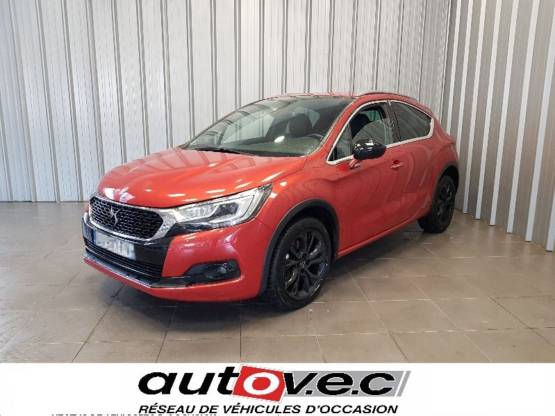 Photo 1 de l'offre de DS DS 4 CROSSBACK BLUEHDI 180 SPORT CHIC S&S EAT6 à 22990€ chez Auto VEC