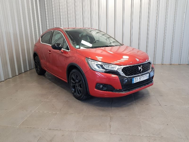 Photo 2 de l'offre de DS DS 4 CROSSBACK BLUEHDI 180 SPORT CHIC S&S EAT6 à 22990€ chez Auto VEC