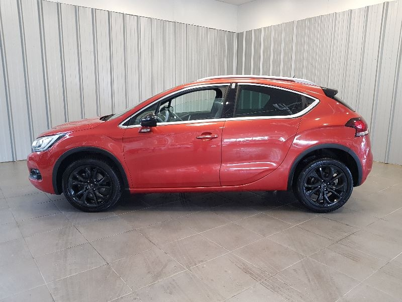 Photo 3 de l'offre de DS DS 4 CROSSBACK BLUEHDI 180 SPORT CHIC S&S EAT6 à 22990€ chez Auto VEC