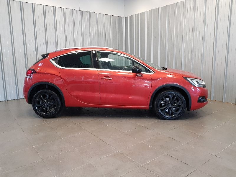 Photo 4 de l'offre de DS DS 4 CROSSBACK BLUEHDI 180 SPORT CHIC S&S EAT6 à 22990€ chez Auto VEC