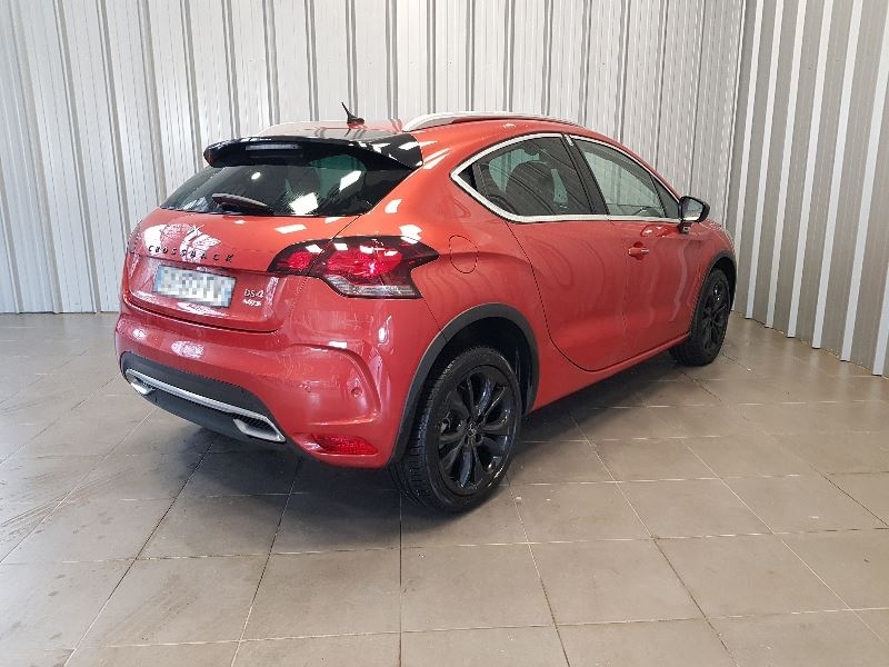 Photo 5 de l'offre de DS DS 4 CROSSBACK BLUEHDI 180 SPORT CHIC S&S EAT6 à 22990€ chez Auto VEC