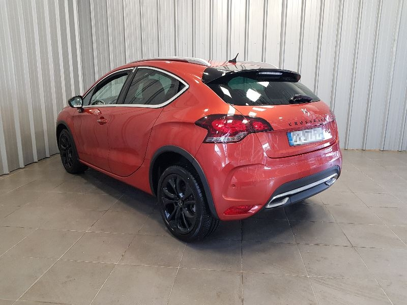 Photo 6 de l'offre de DS DS 4 CROSSBACK BLUEHDI 180 SPORT CHIC S&S EAT6 à 22990€ chez Auto VEC