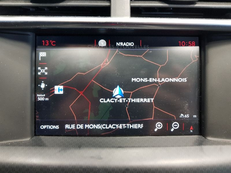 Photo 12 de l'offre de DS DS 4 CROSSBACK BLUEHDI 180 SPORT CHIC S&S EAT6 à 22990€ chez Auto VEC