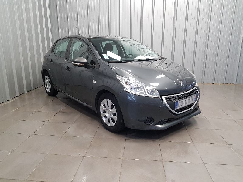Photo 2 de l'offre de PEUGEOT 208 AFFAIRE 1.4 HDI 68 FAP PACK CD CLIM 5P à 6490€ chez Auto VEC