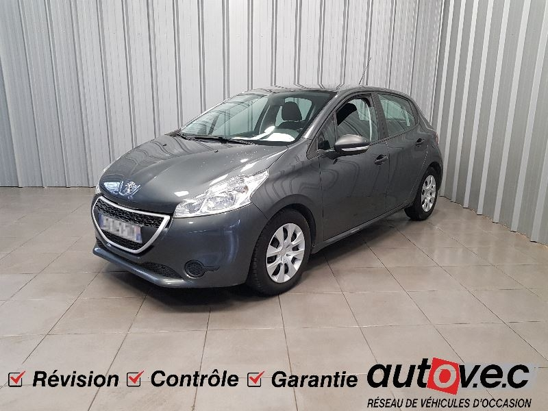 Peugeot 208 AFFAIRE 1.4 HDI 68 FAP PACK CD CLIM 5P Diesel GRIS SHARK Occasion à vendre