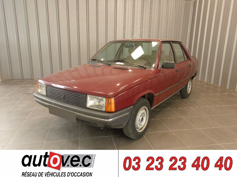 Renault 9 GTL Essence BORDEAU Occasion à vendre