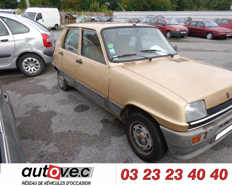 Renault 5 GTL 5P Essence MARRON Occasion à vendre