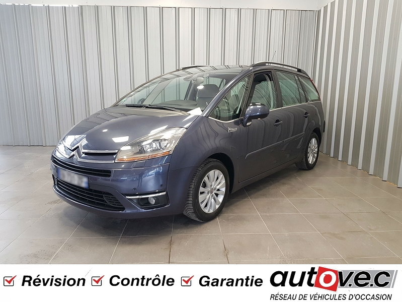 Photo 1 de l'offre de CITROEN GRAND C4 PICASSO 1.6 HDI110 FAP EXCLUSIVE BMP6 7PL à 7490€ chez Auto VEC