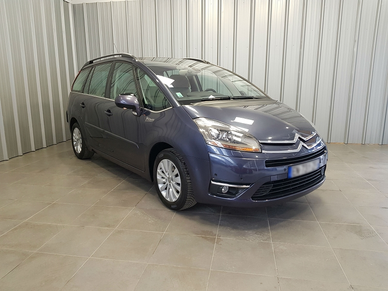 Photo 2 de l'offre de CITROEN GRAND C4 PICASSO 1.6 HDI110 FAP EXCLUSIVE BMP6 7PL à 7490€ chez Auto VEC