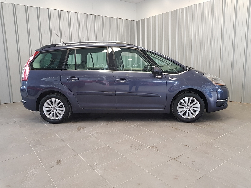 Photo 4 de l'offre de CITROEN GRAND C4 PICASSO 1.6 HDI110 FAP EXCLUSIVE BMP6 7PL à 7490€ chez Auto VEC