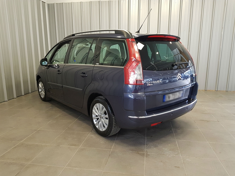 Photo 6 de l'offre de CITROEN GRAND C4 PICASSO 1.6 HDI110 FAP EXCLUSIVE BMP6 7PL à 7490€ chez Auto VEC