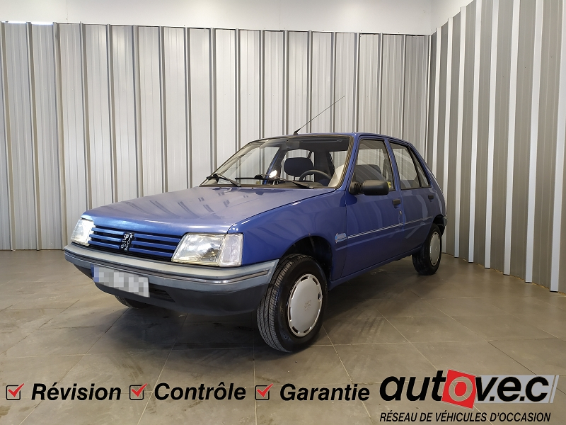 Photo 1 de l'offre de PEUGEOT 205 1.0 JUNIOR à 3990€ chez Auto VEC