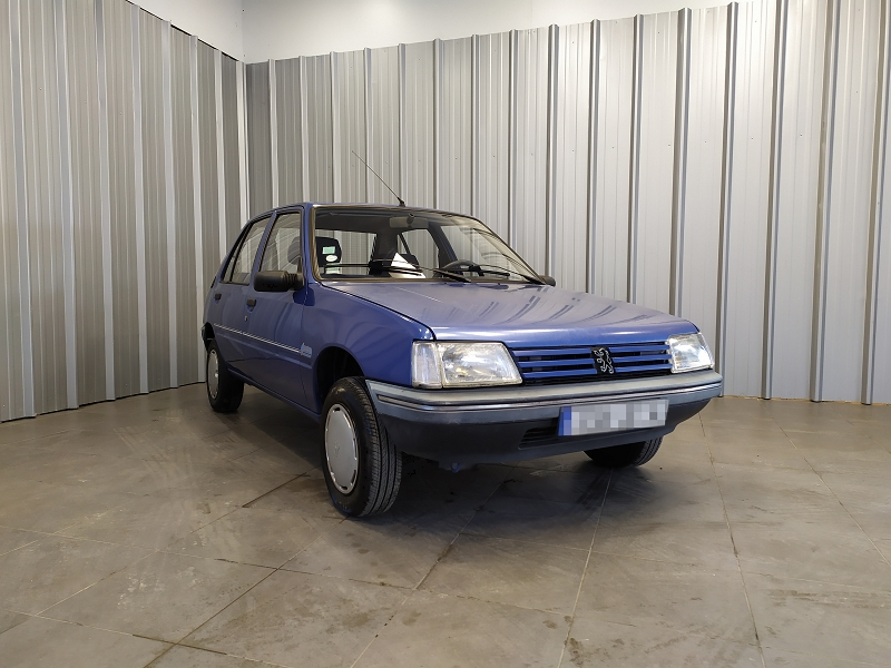 Photo 2 de l'offre de PEUGEOT 205 1.0 JUNIOR à 3990€ chez Auto VEC