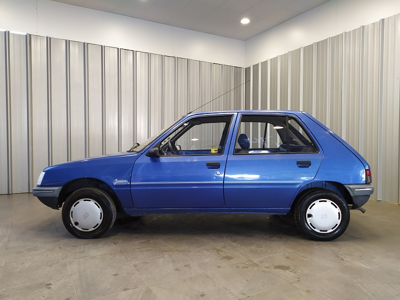 Photo 3 de l'offre de PEUGEOT 205 1.0 JUNIOR à 3990€ chez Auto VEC