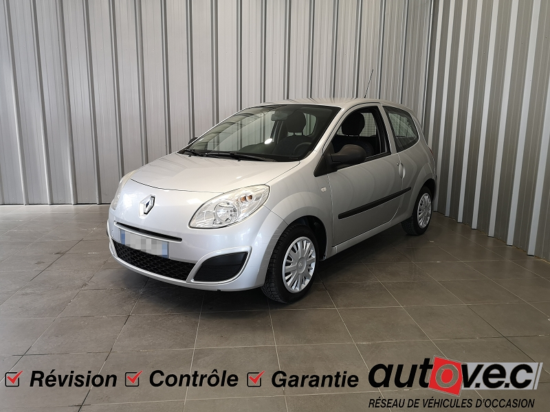 Renault TWINGO II 1.2 60CH AUTHENTIQUE Essence GRIS C Occasion à vendre