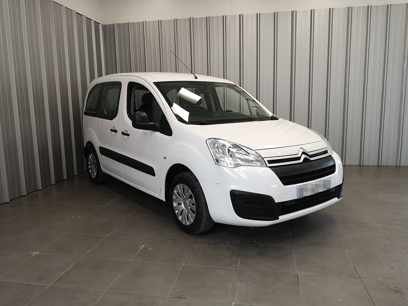 Photo 2 de l'offre de CITROEN BERLINGO BLUEHDI 75CH FEEL à 10990€ chez Auto VEC