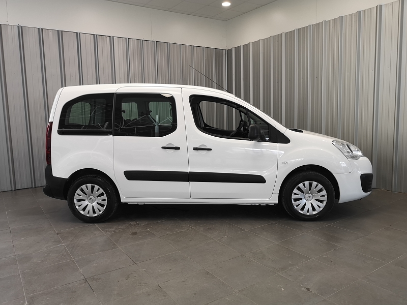 Photo 4 de l'offre de CITROEN BERLINGO BLUEHDI 75CH FEEL à 10990€ chez Auto VEC