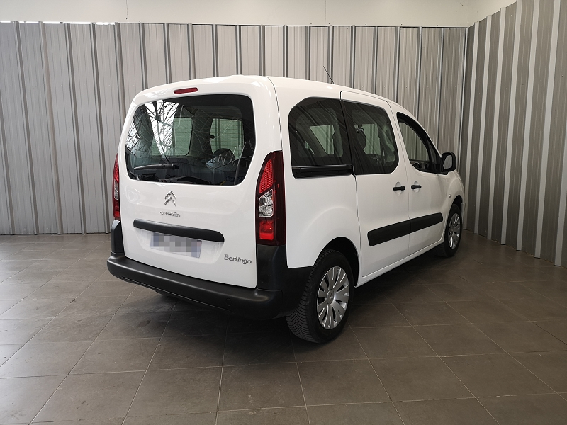 Photo 5 de l'offre de CITROEN BERLINGO BLUEHDI 75CH FEEL à 10990€ chez Auto VEC
