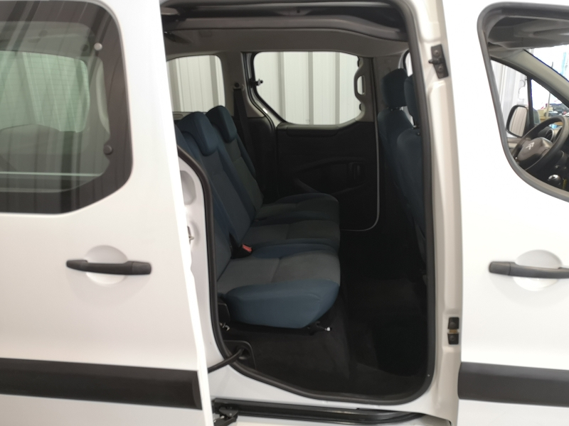 Photo 13 de l'offre de CITROEN BERLINGO BLUEHDI 75CH FEEL à 10990€ chez Auto VEC