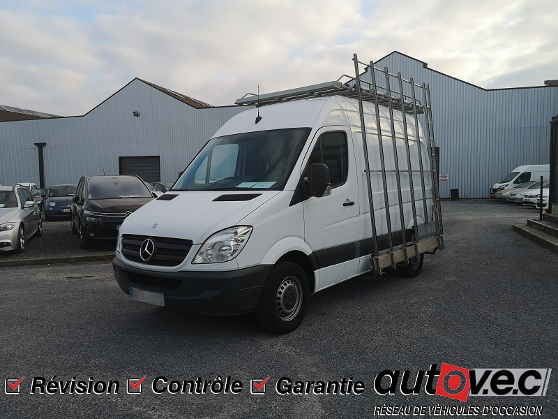 Photo 1 de l'offre de MERCEDES-BENZ SPRINTER FG 209 32N à 6990€ chez Auto VEC
