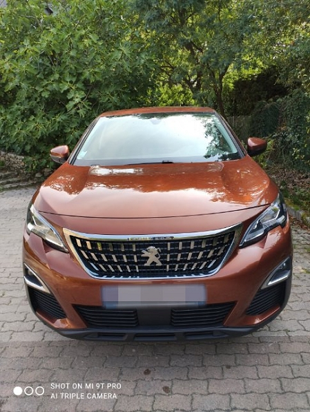 Peugeot 3008 1.5 BLUEHDI 130CH E6.C ACTIVE BUSINESS S&S EAT8 Diesel METALLIC COOP Occasion à vendre